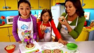 EZ-2 Make! Chuck E. Cheeses Pizza Maker TV Ad
