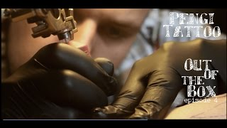 Out of the box - Ep 4 - Pengi Tattoo