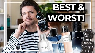 Best and Worst New Fragrances For Men | Dior Sauvage, Jimmy Choo, YSL and more!