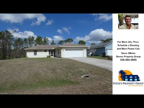 1113 Venetia St, Lehigh Acres, FL Presented by Steve OBrien.