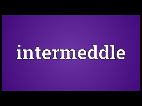 Header of intermeddle