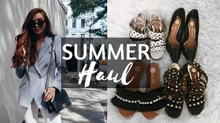 HUGE SUMMER TRY-ON HAUL | RIVER ISLAND HAUL