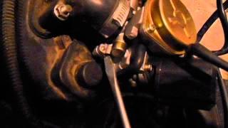 Налаштування карбюратора на скутері 139qmb