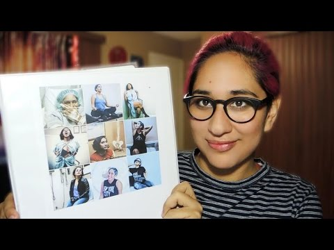 HOW TO MAKE A SPOONIE BINDER [CC]