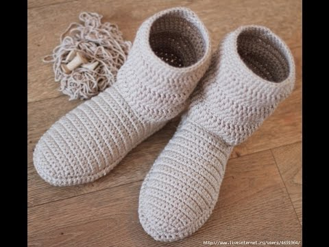 Crochet Patterns For Free Crochet Shoes 1374 Youtube