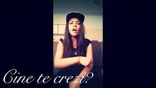 Feli - Cine te crezi (cover by Demeny)