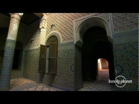 Exploring Glaoui Kasbah, Morocco - Lonely Planet travel vide