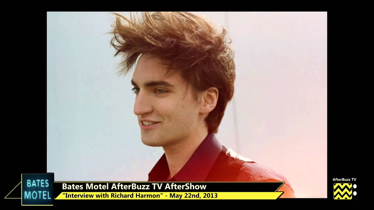 bates motel after show interview with richard harmon