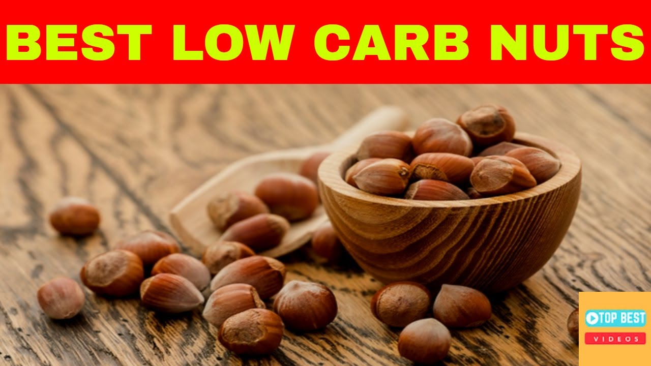 Top 10 Low Carb Nuts On Keto And Paleo Diet Topbestvideostamil Youtube