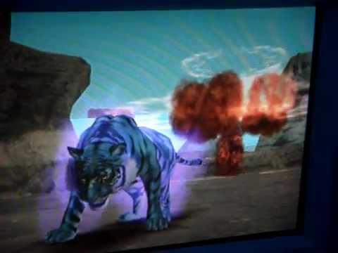 Animal Kaiser - Scorch vs Sigfried - YouTube