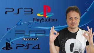 Playstation tarihinin gelmiş geçmiş en iyi 10 oyunu
