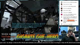 Jogando Portal 2 - Cap#01