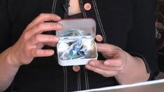 A Diy, Hidden Jewelry Box : How To Make Jewelry