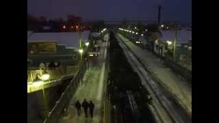 Щелково платформа Воронок