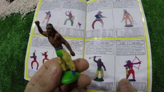 Солдатики игрушки играть с детьми игра как мультики лего роботы война про солдатиков Форт Техас 150