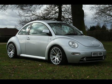 Обзор Volkswagen New Beetle.ЖУК. Понты по-аргентински!