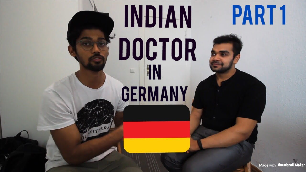 MS IN GERMANY AFTER MBBS / Part (1/3)