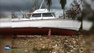 Irma Aftermath in the Virgin Islands