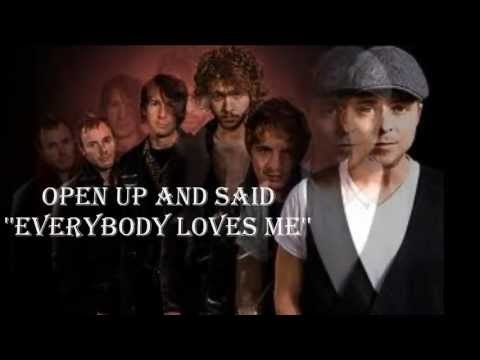 OneRepublic-Everybody loves me (with lyrics)