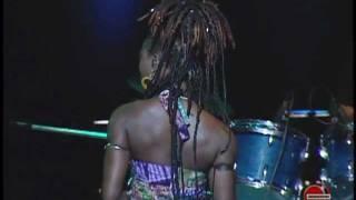 Dobet Gnahoré - Issa - Bridgestone Music Festival 2008