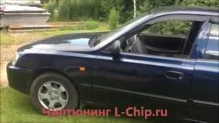 Чип тюнинг Hyundai Accent 1 5L 2008г от АДАКТ