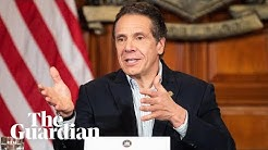 Coronavirus: New York governor Cuomo gives an update - watch live