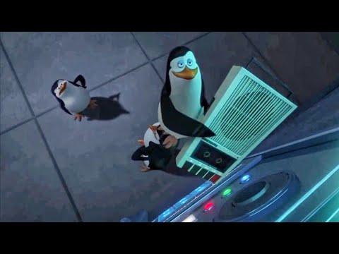 Пингвины грабят банк   Пингвины Мадагаскара (2014)