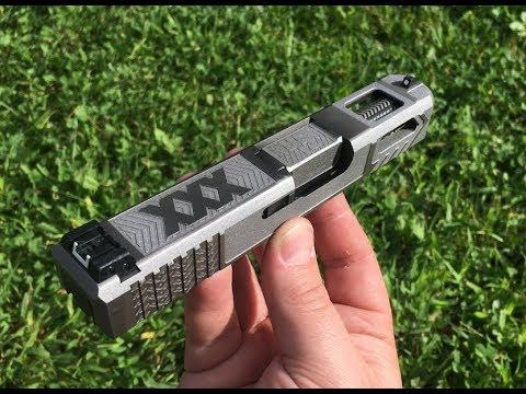Glock 30 - CNC & Laser Milling