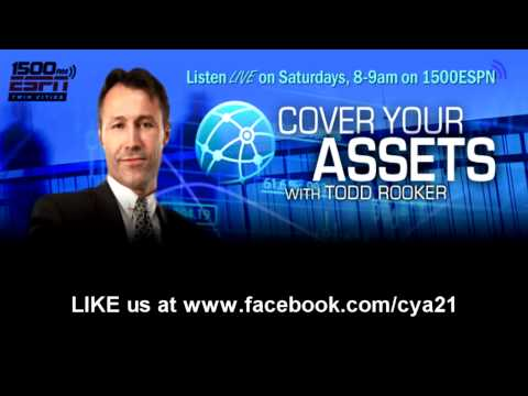 Cover Your Assets with Todd - Saturday Mornings at 8 on 1500ESPN