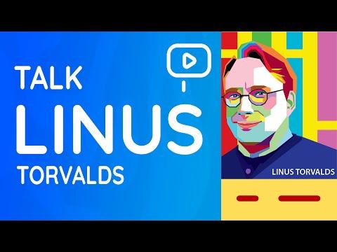 Linus Torvalds Talk 2012 @ Aalto   Full Video   1 Hour