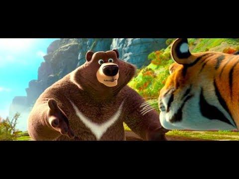 Большое путешествие 2019 семейный мультфильм про животных