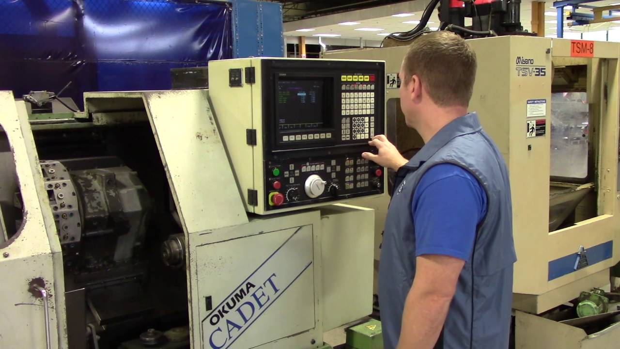 How to Adjust Soft Limits on Okuma 5000 CNC