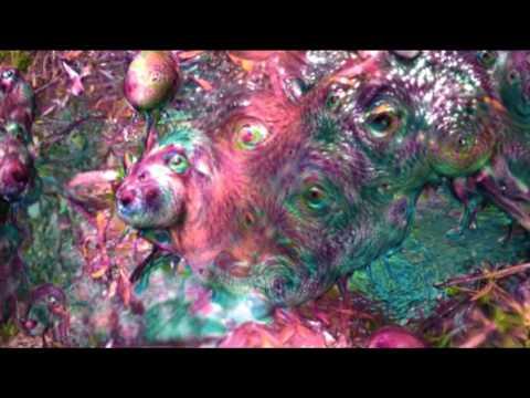 Butterfly Effect - Travis Scott (LSD Visuals)