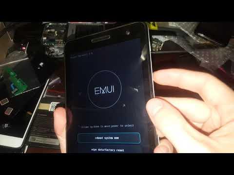 Huawei MediaPad Т1 T1-701uhard Reset сброс настроек графический ключ пароль зависает тормозит висит