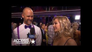 'Dancing With The Stars': David Ross & Lindsay Arnold On Their Incredible Run