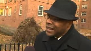 Community Activist Tony Herbert On Post Sandy Housing Problems In Red Hook