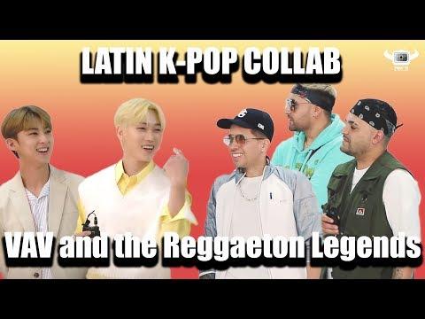 KPOP + REGGAETON: NEW SUMMER HIT: VAV, De La Ghetto And Play-N-Skillz