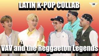 Gambar cover KPOP + REGGAETON: NEW SUMMER HIT: VAV, De La Ghetto and Play-N-Skillz