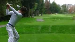 Les Citadins - Golf, saison 2013