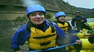 Colorado White Water Rafting I Shoshone Rapids