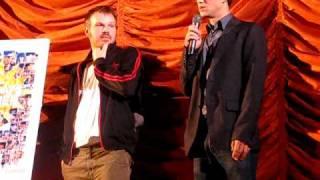 Marc Webb & Joseph Gordon-Levitt @ (500) Days Of Summer Screening 6/23/09