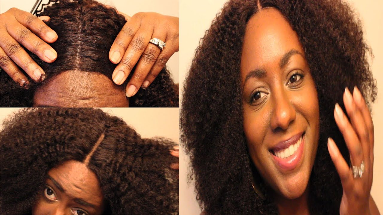 How To Make A Lace Front Wig Look Natural