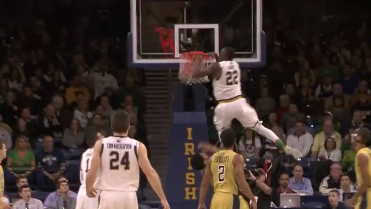 Head Above The Rim Mix Part 1 - Game Dunks