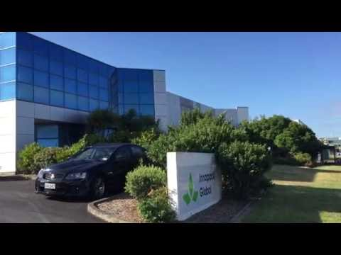 Innopack New Zealand office