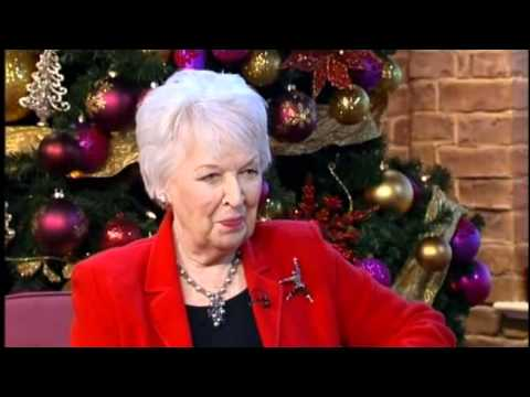 June Whitfield on This Morning - discussing new Ab Fab & more - 22nd December 2011