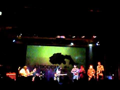 Oghene Kologbo & World Squad - Remembering Fela - Afrodisia@Angelo Mai 2011 02 26