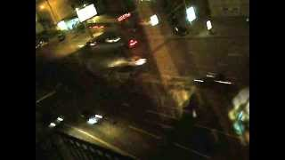 Пробки из окна  Камера01 ДТП; Москва, пр-кт. Мира 58