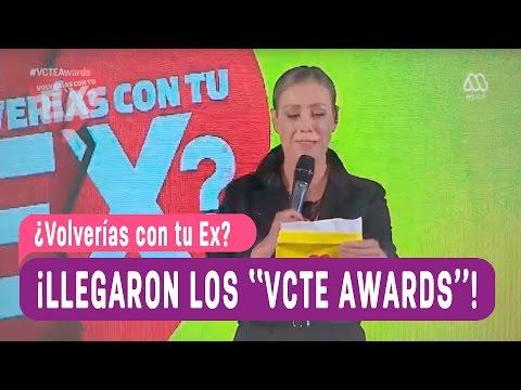 ¿Volverías con tu Ex - Llegaron los VCTE Awards / Capítulo 98