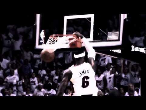 Michael K. Williams NBA on ABC intro Christmas Day 2012