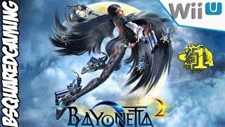 Bayonetta 2 Gameplay ITA Parte 1 - Il Mondo Del Caos
